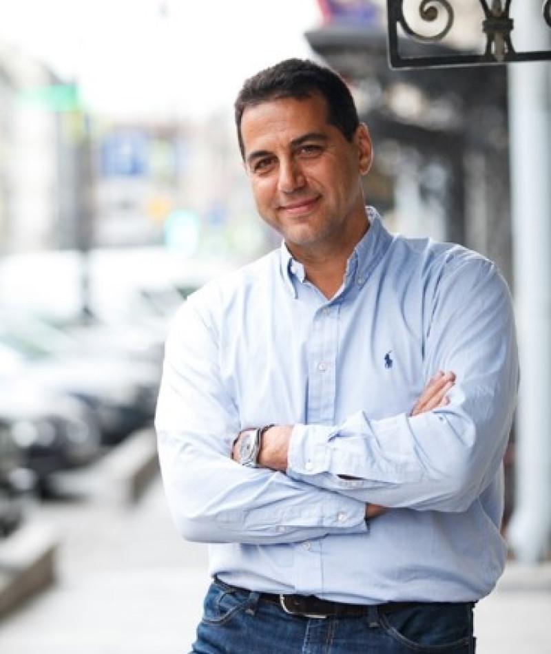 Spiros Karavoulis (GRE)